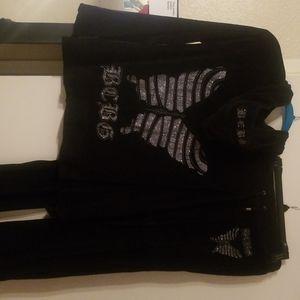 BCBG MAXAZRIA Track Suit